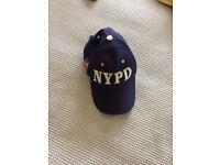 NYPD baseball cap new