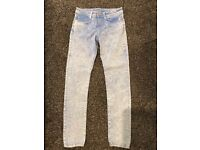 Tammy girl jeans age 11-12