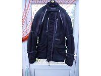 Hein Gericke Tuareg motorbike jacket XXXL