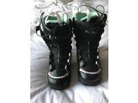Womens Salomon Snowboard Boots size 4.5