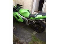 Zx-9r swap for car or bike, why,.? Please read full ad