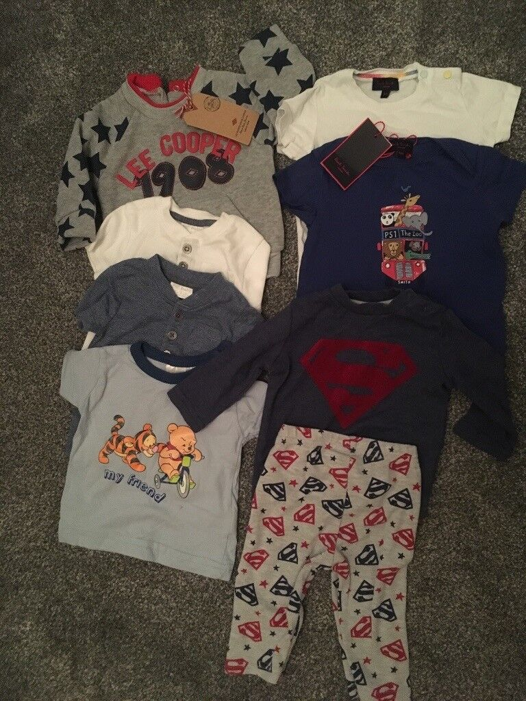 a1ad0c545 Baby boy clothes 0-3 months