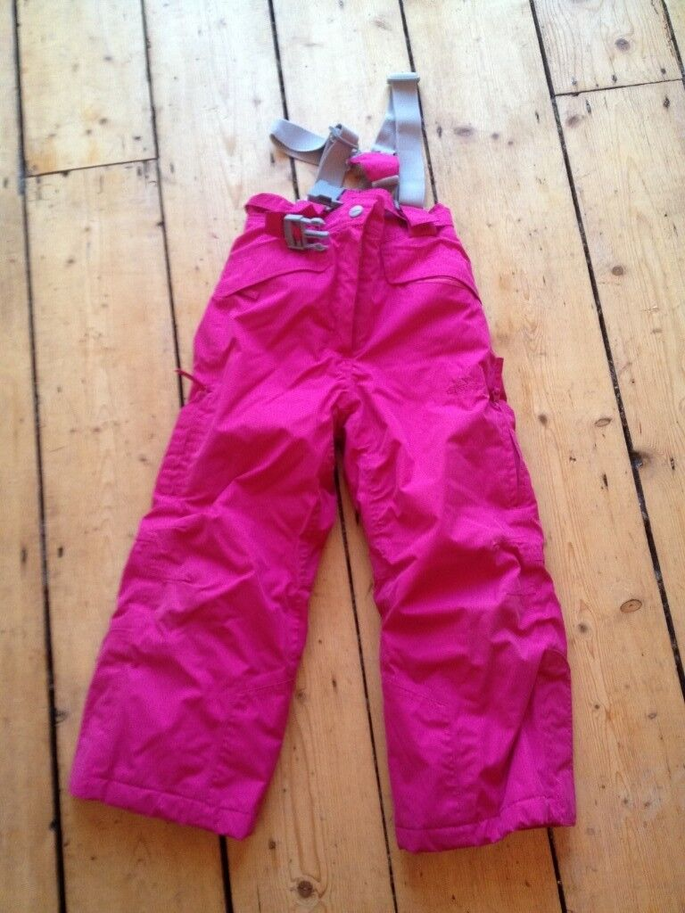 411a964361 GIRLS TRESPASS SKI SALOPETTES SNOW TROUSERS