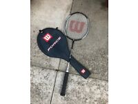 Wilson Force Badminton Racket
