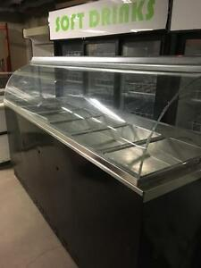 SALAD COLD TABLE 7 FT