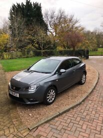 Seat Ibiza 16 plate great first car