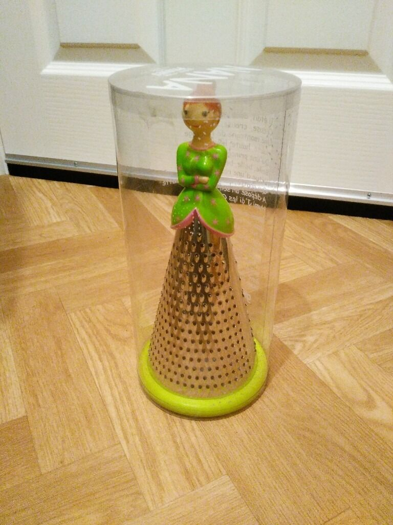 Nana Lady Cheese Grater (brand new)
