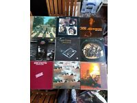 25 x Rock LPs