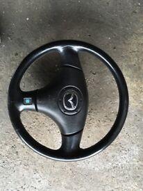 Mazda mx5 nardi steering wheel