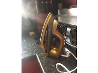 Jml Phoenix gold iron