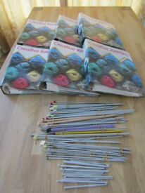 Creative Knitting Folders and Knitting Needles