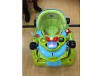 Baby Car shaped Walker