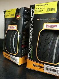 Top Contact II E-bike MTB Tyres