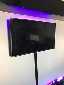 Bush 40 Inch Full HD LED TV W/Stand