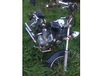 Motorbike motorcycle spares repairs