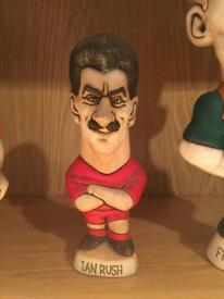 Rare 6inch Ian Rush Hollow Grogg