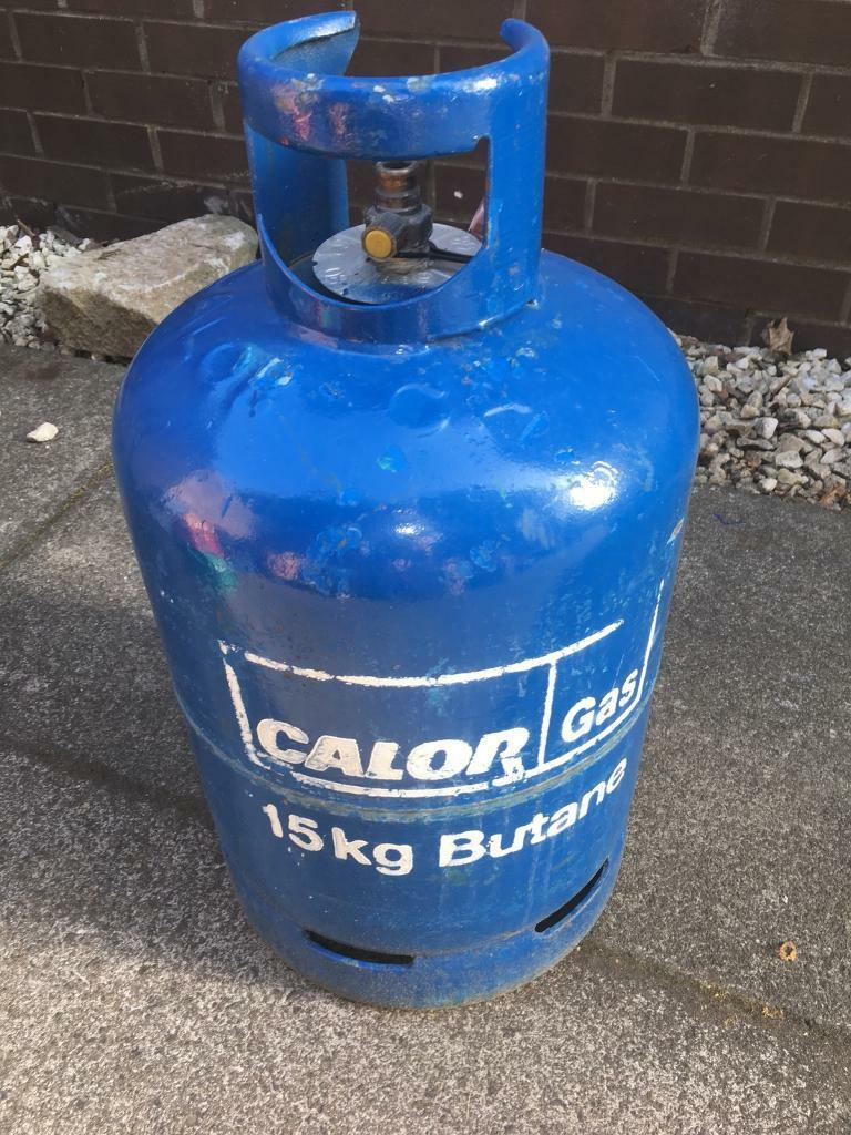 Blue calor gas bottle | in Glasgow City Centre, Glasgow ...