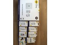 Yale security starter alarm system with extras