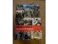 WORLD WAR 2 IN PHOTOGRAPHS DAVID BOYLE 2001