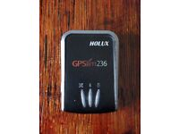 Holux Bluetooth GPS Unit