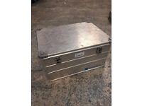 Zarges KT470 Aluminium crate/ flightcase