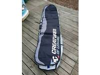 Double surfboard bag