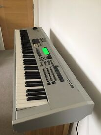 Yamaha M08 Music Production Synthesizer