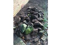 Garden & Rockery Stones/ Boulders/ Rocks