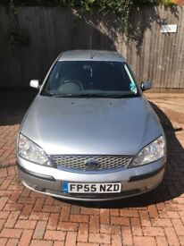 Ford Mondeo - good condition