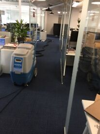 Commercial & Residential Carpet cleaning