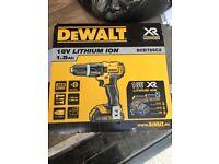 EMPTY Dewalt Drill Boxes