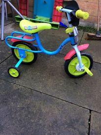 """Toy story 10"""" Bike"""