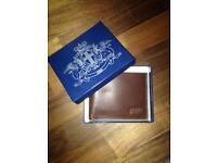 Giano brown wallet