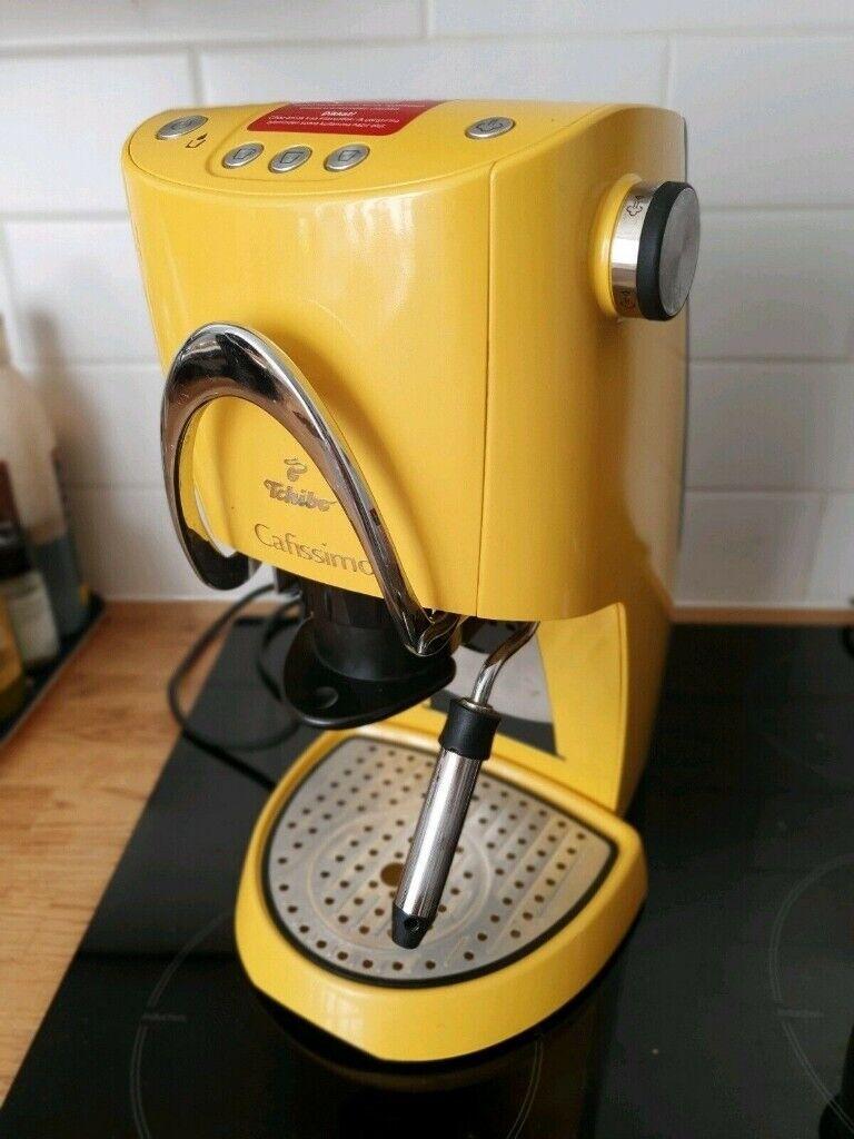 Tchibo Cafissimo Coffee Machine In Islington London Gumtree