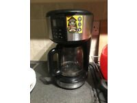 Rusell Hobs Coffee Machine