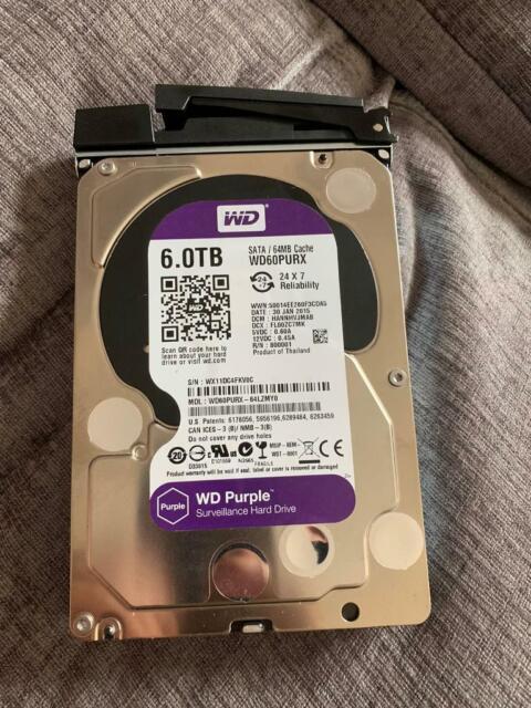 6TB WD Purple 3 5 inch | in Norwich, Norfolk | Gumtree