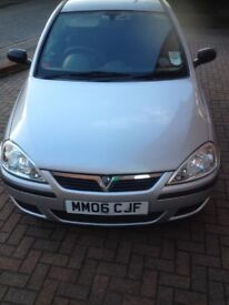 Vauxhall Corsa 1l - mega low mileage of just 31k last elderly lady owner 9 years
