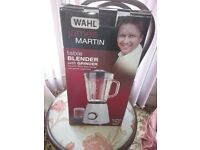 James Martin table blender with grinder