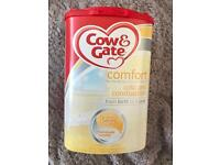 Cow and gate comfort food sealed