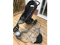 Phil and Teds Double Explorer buggy