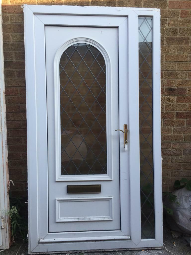 Pvc Front Door In Basford Nottinghamshire Gumtree