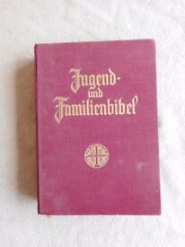 German family bible. Printed in 1934. REDUCED