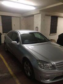 Mercedes CLC Coupe 220 CDTI