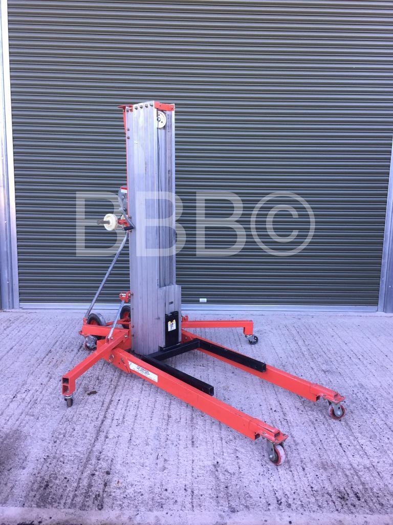 LoadSurfer Genie SLA-25 Material Super Lift Hoist | in Gloucestershire |  Gumtree