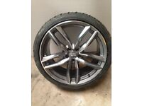 """***AUDI A5/A4 BRAND NEW 20"""" RS6c ALLOYS***"""