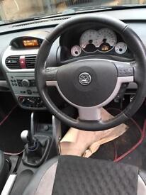 Vauxhall Tigra 1.3 diesel