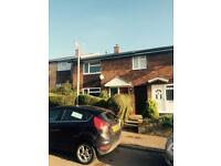 Stevenage 2 bed house looking for a 2 or 3 bed