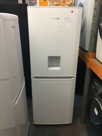 WHITE DRINKS BEKO FRIDGE FREEZER