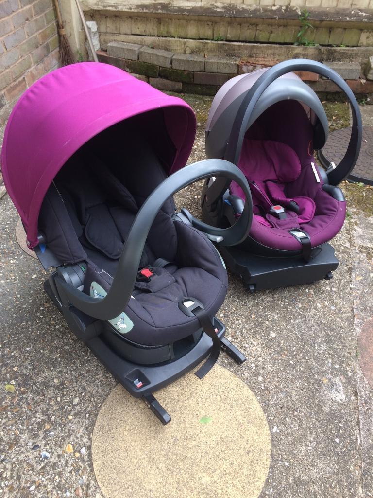stokke besafe izi go and izi sleep baby car seat isofix. Black Bedroom Furniture Sets. Home Design Ideas