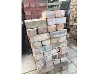 3 inch reclaim bricks